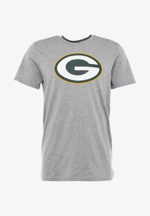 NFL GREEN BAY PACKERS LOGO - Club wear - mottled grey
