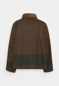 Barbour - ALEXA CHUNG PATRICIA WAX - Summer jacket - ancient - 2