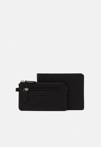 WALLET KEY CASE SET - Wallet - black