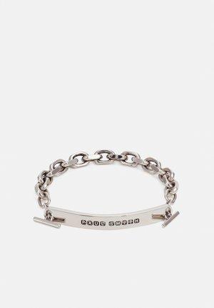 BRACELET BAR UNISEX - Armband - silver-coloured