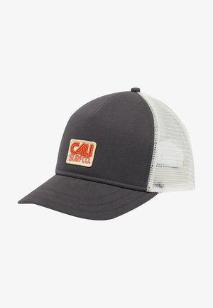 Cap - dusky slate