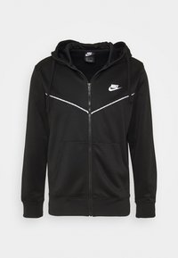 Nike Sportswear - REPEAT - Zip-up hoodie - black - 3