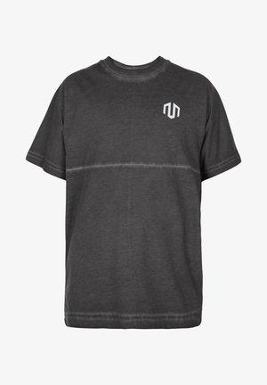 HALF SEAM  - Basic T-shirt - dunkel grau