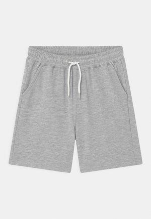 HENRY SLOUCH 2 PACK - Spodnie treningowe - grey marle