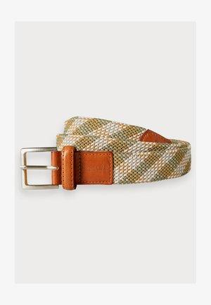 Braided belt - combo c