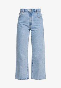 Abrand Jeans - Flared Jeans - light blue denim - 3
