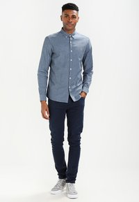 Farah - STEEN - Shirt - bluebell - 1
