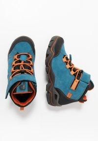 Primigi - Classic ankle boots - baltic/nero/ner - 0