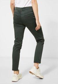 Cecil - Cargo trousers - grün - 2