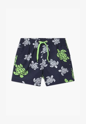 SMALL BOYS BOTTOMS TURTLE - Swimming shorts - nachtblau