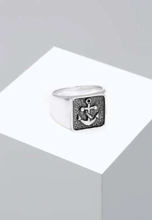 ANKER - Ring - silver-coloured