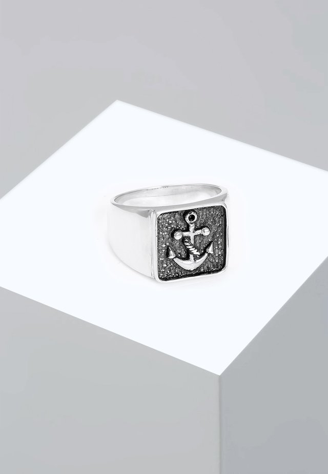 ANKER - Bague - silver-coloured