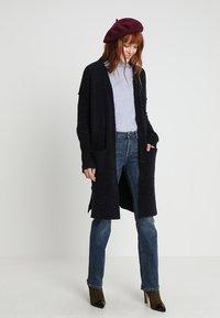 Esprit - Bootcut jeans - blue dark wash - 1