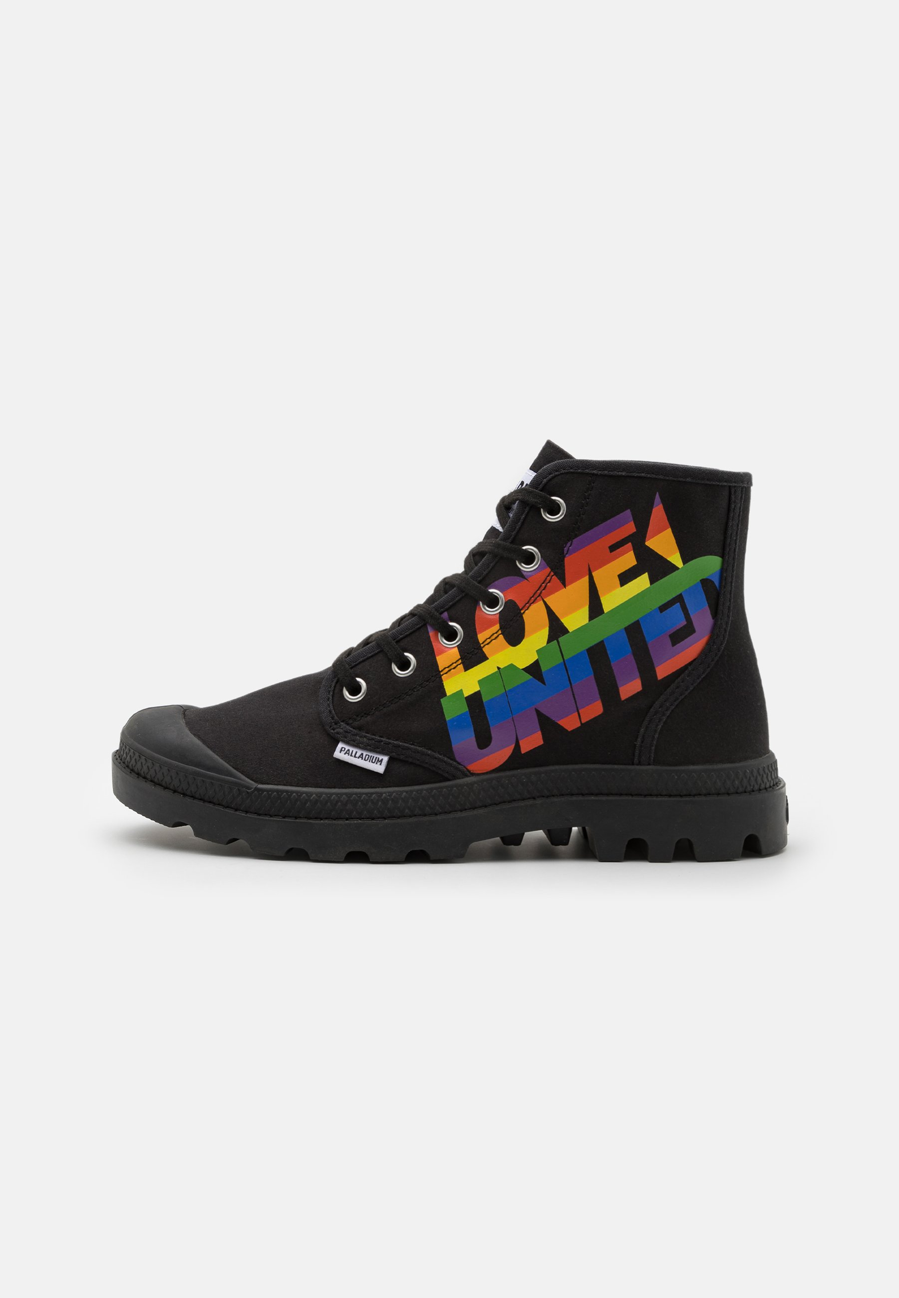 Men PAMPA PRIDE UNISEX - Lace-up ankle boots