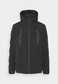 Solid - MANTO - Winter jacket - black - 4