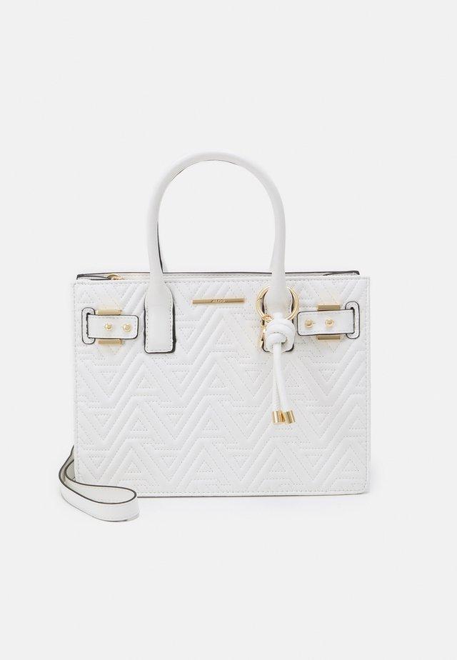 FYSSA - Shopping bag - white