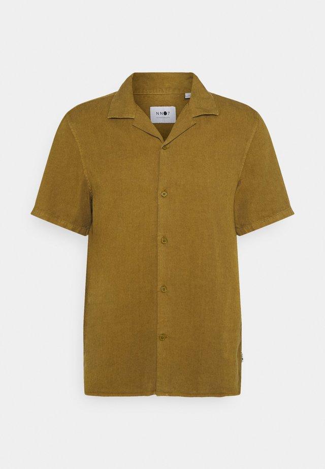 MIYAGI - Camicia - olive green