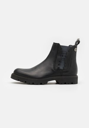 RIDGACRE CHELSEA BOOT - Cowboy/biker ankle boot - black