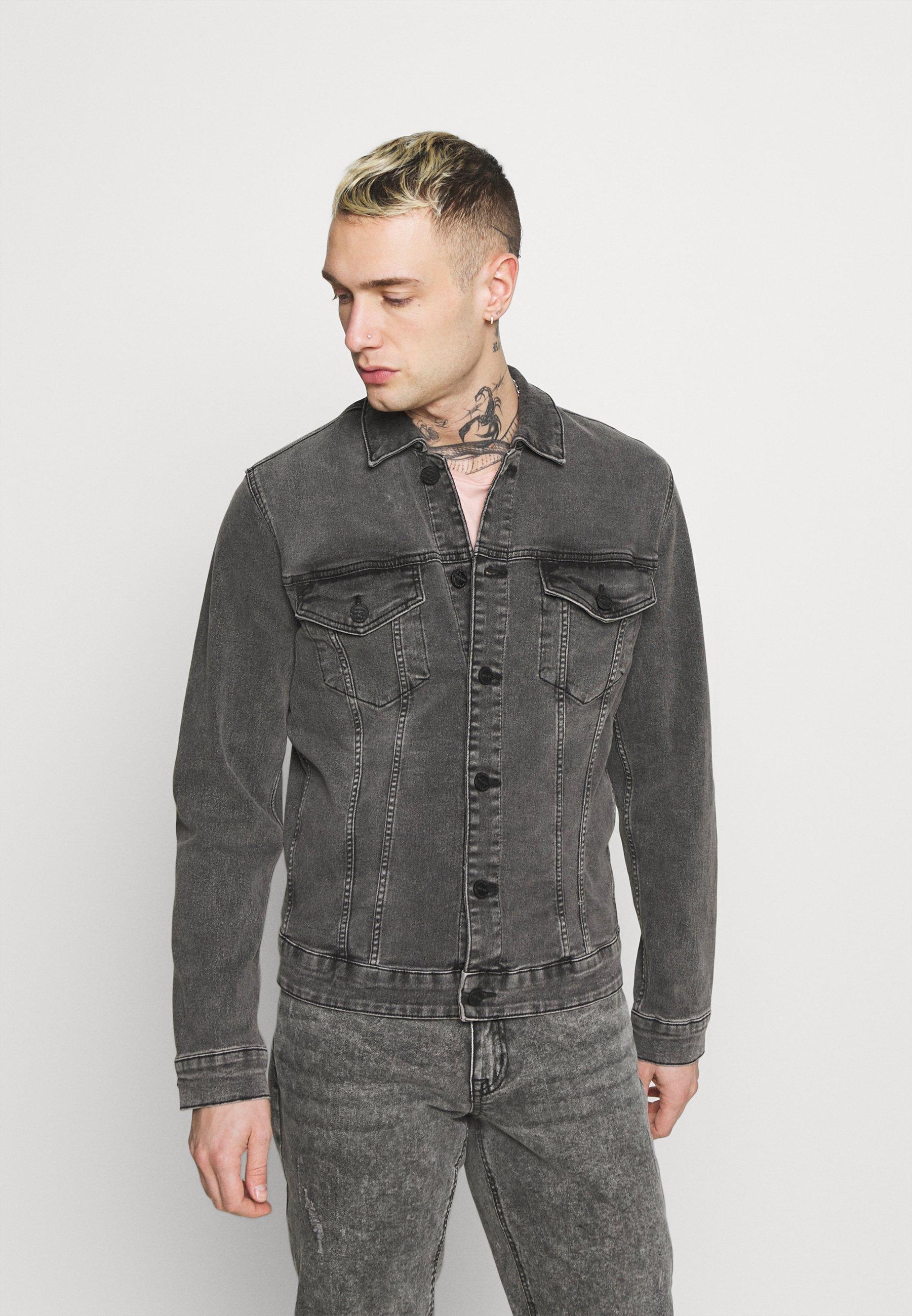 Uomo ONSCOME TRUCKER  - Giacca di jeans