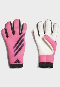 adidas Performance - Maalivahdin hanskat - pink - 1
