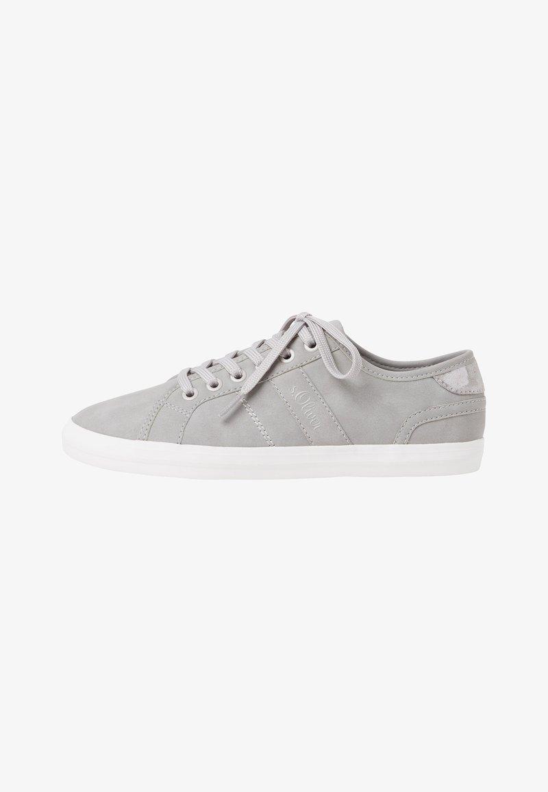 s.Oliver - Sneakers laag - lt grey