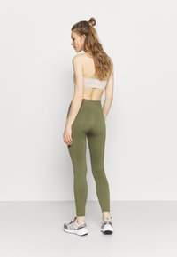 ARKET - Leggings - khaki green - 2