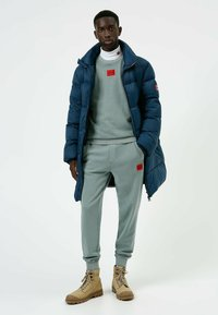 HUGO - Winter coat - dark blue - 1