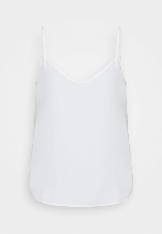 VNECK CAMISOLE - Top - ivory