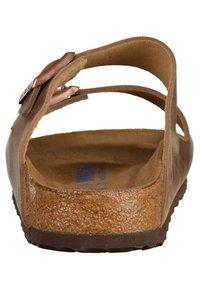 Birkenstock - Arizona - Mules - brown - 3