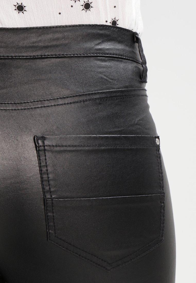 Sort Aida Bukser   FREEQUENT   Slim fit bukser   Miinto.no