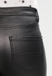 Freequent - AIDA COOPER - Trousers - black - 5