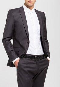 Lloyd Men's Belts - Pásek - black/cognac - 1
