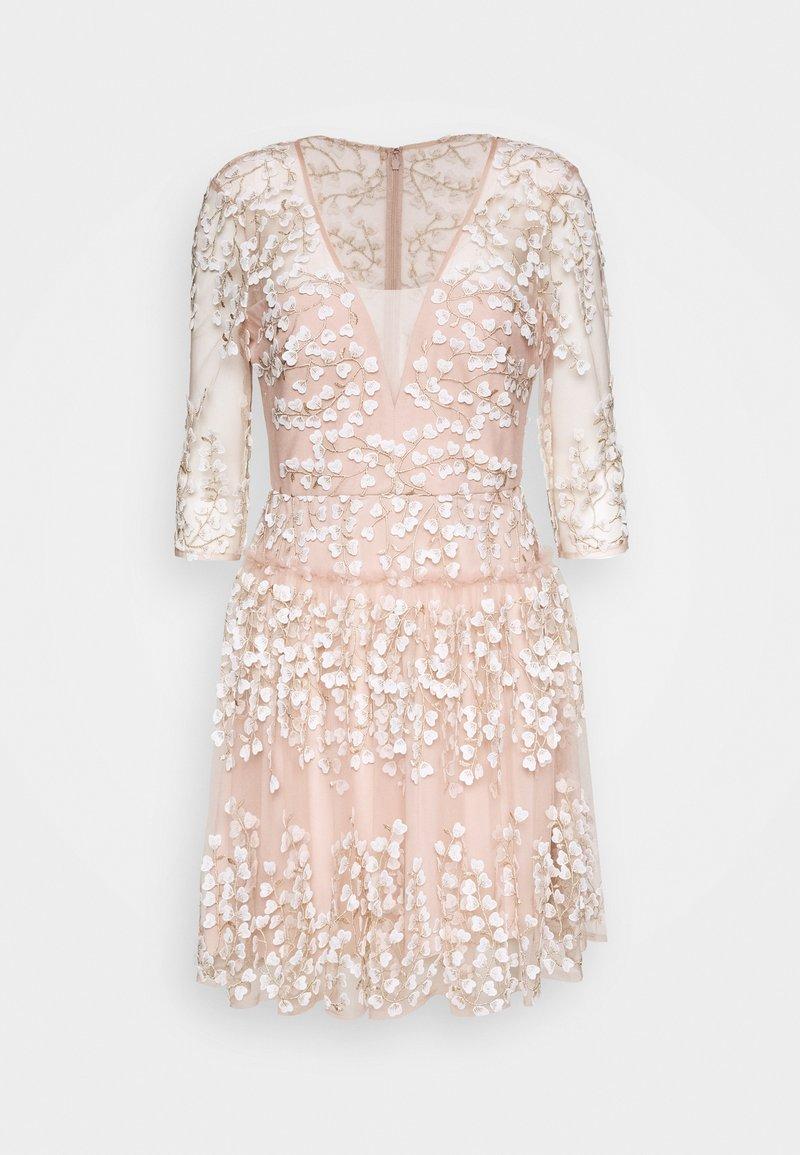 BCBGMAXAZRIA - EVE DRESS - Vestito elegante - bare pink