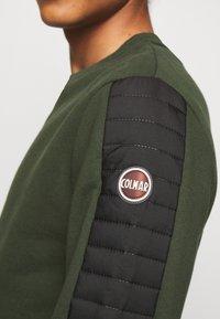 Colmar Originals - Sweatshirt - dark green - 5