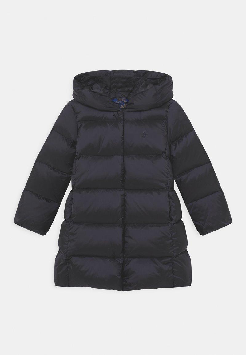 Polo Ralph Lauren - LONG OUTERWEAR COAT - Kabát zprachového peří - collection navy