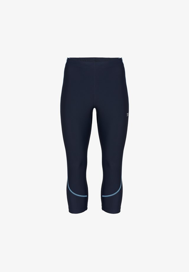 TIGHTS NARIUS - 3/4 sports trousers - admiral/white
