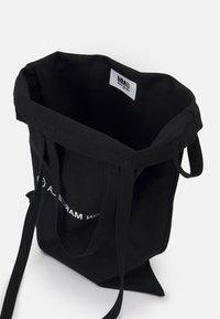 MM6 Maison Margiela - BORSA - Tote bag - black - 4