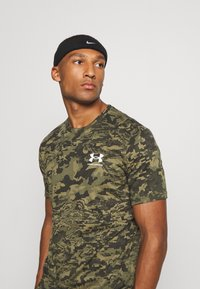 Under Armour - CAMO - T-shirt print - black/khaki