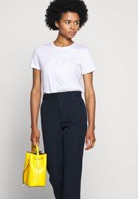 Lauren Ralph Lauren - T-shirt imprimé - white - 3