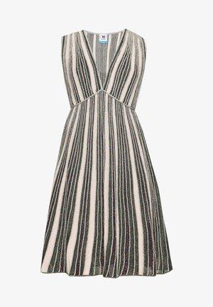 SLEEVES DRESS - Strikket kjole - multi-coloured
