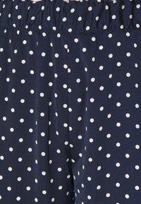 Marks & Spencer London - SPOT REVERE - Pyjama - navy - 6