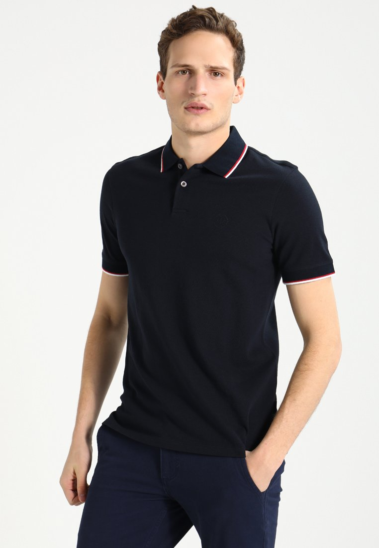 Armani Exchange - Polo - navy