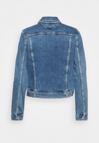 Tommy Jeans - VIVIANNE SLIM DENIM TRUCKER  - Denim jacket - light blue denim - 1