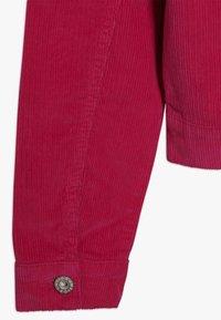 Grunt - SANNE JACKET - Lehká bunda - neon pink - 3