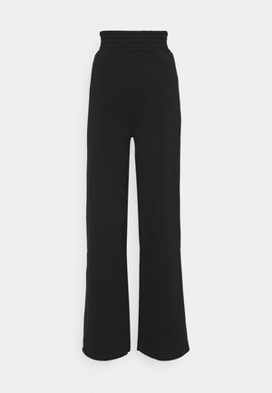 K AND K FLARE HIGH RISE - Trainingsbroek - black