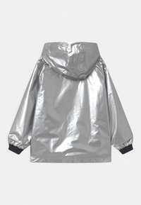 Petit Bateau - RECYCLED LAETICIA CIRE - Waterproof jacket - argent - 1