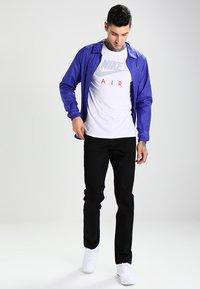 Lee - BROOKLYN  - Straight leg jeans - clean black - 1