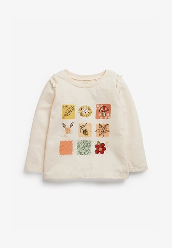 AUTUMN CHARACTER  - Long sleeved top - orange