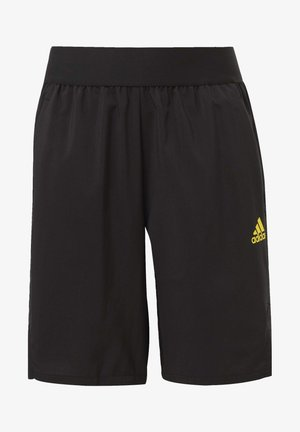 FOOTBALL-INSPIRED PREDATOR SHORTS - Träningsshorts - black