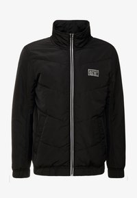 TOM TAILOR DENIM - LIGHT PADDED JACKET - Winter jacket - black/grey - 5